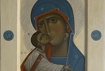 Contemporary Icons of the Mother of God