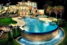 dream house and garden