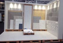 Surfaceform Trade Shows / A collection of Imagery from Trade Shows & Exhibitions that Surfaceform attend. Previously we have attended the Surface Design Show, 100% Design & Decorex