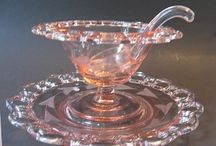 Depression Glass / by Ann Luckett