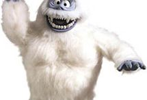 Abominable Snowman / by Steve Garufi