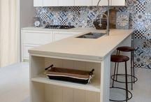 Piani cucina / Kitchen worktops