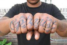 Tattoos <3 / by Morgan Ehlers