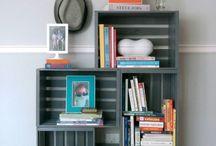 Book Shelve Ideas