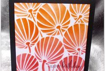 My Clarity Stamp Cards / On this board you find cards made using Clarity stamp products like stamps, stencils etc...