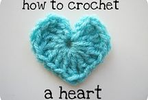crocheting / by Denise