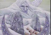 bohyně Zima
