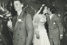 Vintage Wedding Dresses / Beautiful and timeless wedding dresses from the 40's, 60's, and 70's. / by Reminisce Magazine