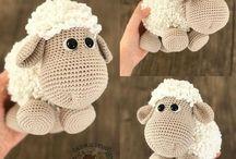 Sheep Stuffies