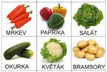zelenina a zdravé jídlo