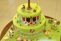 Torta de granja para vichy