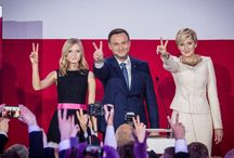 Andrzej Duda 2015 Polish president / The 43-year-old Duda will take up his new office on August 6 and enter into what is expected to be a difficult cohabitation with the PO government of Prime Minister Ewa Kopacz in the Central European heavyweight.