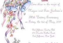 50th Wedding Anniversary / by Delana Winchester