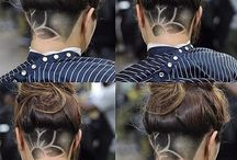 hair tattoo