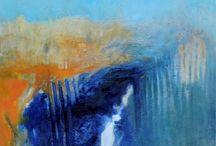Landskape2 / oil on canvas