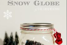 Christmas Crafting / Lets get crafting for 2014