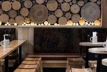 Rustico Moderno Restaurante