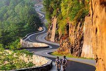 Cycling-road