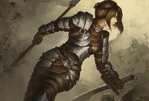 Fantasy - female
