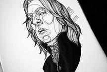 Snape Tattoo ideas