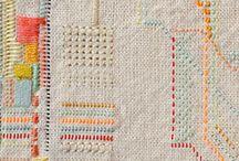 Art fabric stitch