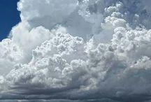 Felhők, égi jelenségek