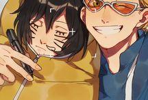 ♥  My Hero Academy love ♥ / Aizawa, Kacchan, Deku ♥ ♥ ♥