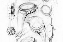 | Industrial Design Sketches |