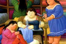 Art of Fernando Botero