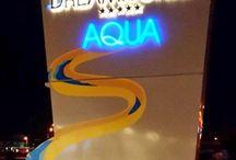 HOTEL PROJECTS 2015 - Dream World Aqua