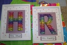Teacher Gifts / by Katie Honeycutt