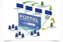 Importance of web portal in India