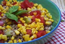 Insalate - Salad / Ricette insalate fresce e gustose
