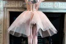 Dance and Costuming  / by Sugar-Cyanide Burlyq