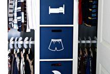 Closets / Vestidores