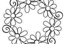 gerber daisy designs