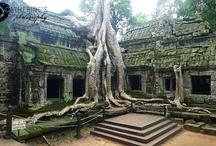 Cambodia & Thailand