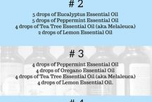 Essential Oil Remedies