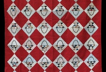 1800's  and pre-1800's Quilts / by Janeen ~