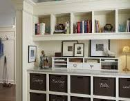 Office Organization / by Mommy's Fabulous Finds