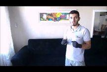 videos de limpeza