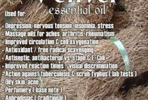 Essential oils / by DeeDee Moore