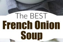 IFrench onion soup