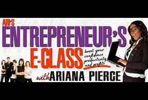 Entrepreneurs  / by Ariana Pierce