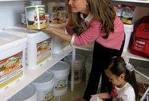 Food Storage & Pantries