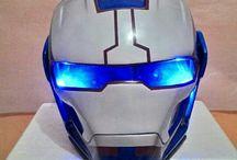 Iron Man / Inspiring Stuff  To see more Design go follow us on #Instagram @doctorhelmet  Fast response by : WhatsApp +6281362638282