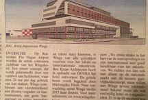 In de Media / Wings Hotel Rotterdam in de Media!!