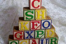 Vintage toys!! / Children's toys vintage / by Karen Mendenhall