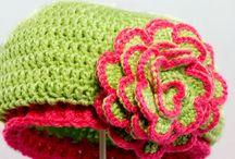 Yarn (Crochet hats) / by Amber Mott
