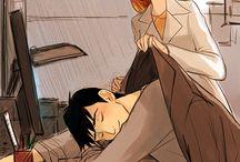 Tadashi x Honey